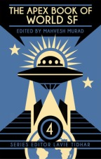 Book Cover: The Apex Book of World SF 4