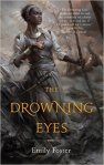 Book cover: The Drowning Eyes