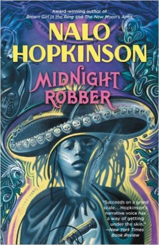 Book cover: Midnight Robber