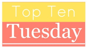 Top Ten Tuesday banner