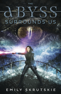 Book cover: The Abyss Surrounds Us