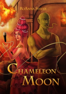 Book Cover: Chameleon Moon