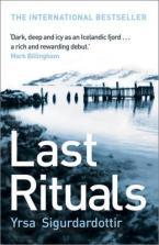 Book cover: Last Rituals