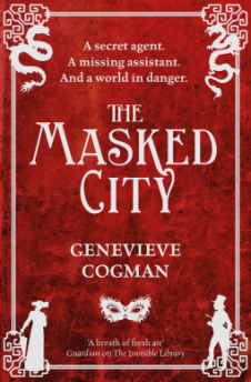Book cover: The Masked City