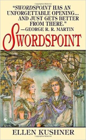 Book Cover: Swordspoint