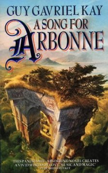 Book Cover: A Song for Arbonne