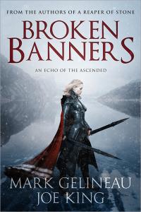 Book Cover: Broken Banners