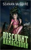 Book cover: Discount Armageddon