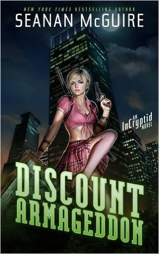 Book cover: Discount Armageddon