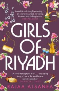 Book cover: Girls of Riyadh