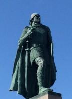Obivan. Oh, okay. Statue of Leif Eriksson, Reykjavik
