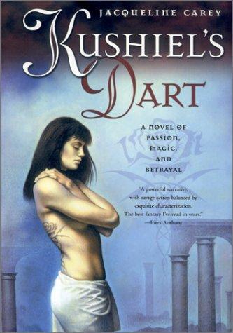 Book Cover: Kushiels Dart