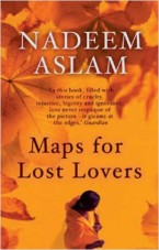 Book cover: Maps for Lost Lovers
