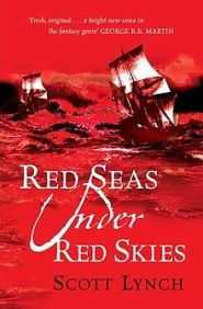 Book Cover: Red Seas Under Red Skies