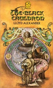 Book Cover: The Black Cauldron