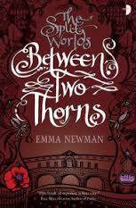 Book cover: Between Two Thorns