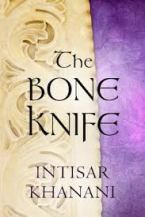 Book cover: The Bone Knife