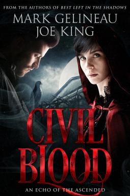Book cover: Civil Blood