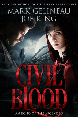Book cover: Civil Blood