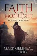 Book cover: Faith and Moonlight