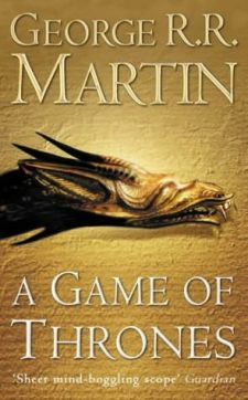 Book Cover: A Game of Thrones