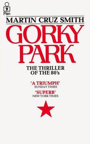 Book cover: Gorky Park - Martin Cruz Smith