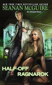 Book cover: Half-off Ragnarok