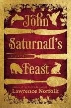 Book cover: John Saturnall's Feast