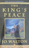 Book cover: The Kings Peace