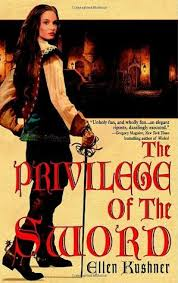 Book cover: The Privilege of the Sword