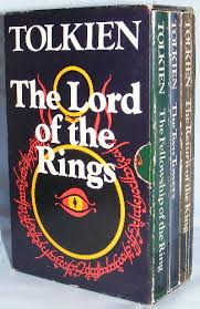 Trilogy box set of The Lord of the Rings (Unwin paperbacks)
