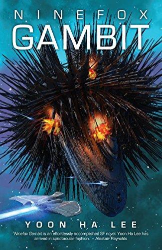 Book cover: Ninefox Gambit - Yoon Ha Lee