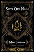 Book cover: Sixty-One Nails - Mike Shevdon