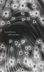 Book cover: Annihilation by Jeff Vandermeer