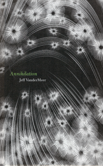 Book cover: Annihilation by Jeff Vandermeer