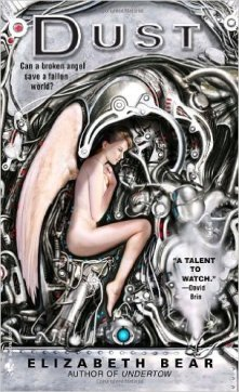 Book cover: Dust - Elizabeth Bear