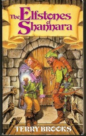 Book cover: The Elfstones of Shannara by Terry Brooks