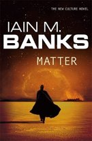 Book cover: Matter by Iain M Banks