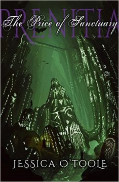Book cover: The Price of Sanctuary
