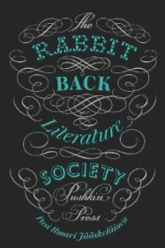 Book cover: The Rabbit Back Literature Society