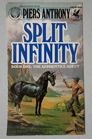 Book cover: Split Infinity - Piers Anthony