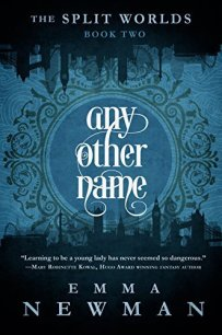 Book cover: Any Other Name - Emma Newman