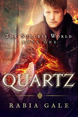 Book cover: Quartz - Rabia Gale