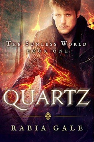 Book cover: Quartz - Rabia Gale