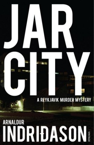 Book cover: Jar City - Arnaldur Indridason