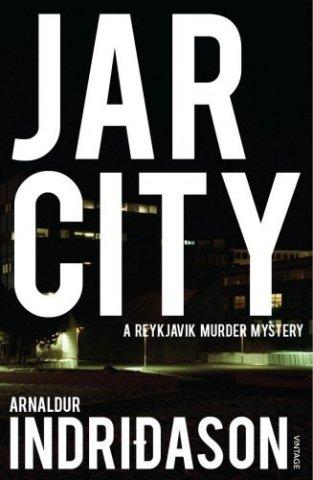 Book cover: Jar City - Arnaldur Indridason