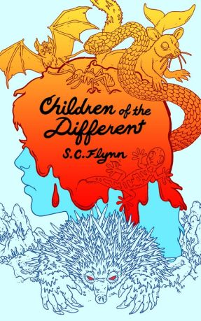 Book cover: Children of the Different - S C Flynn