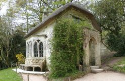 Gothic Cottage at Stourhead - all rights Derek Voller