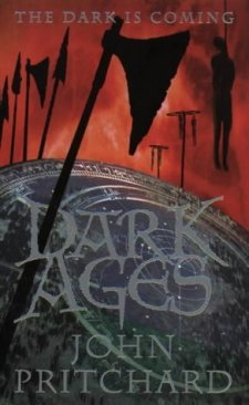 Book cover: Dark Ages - John Pritchard