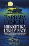 Book cover: Midnight is a Lonely Place - Barbara Erskine